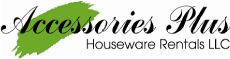 Accessories Plus – Denver & Seattle Housewares Rentals